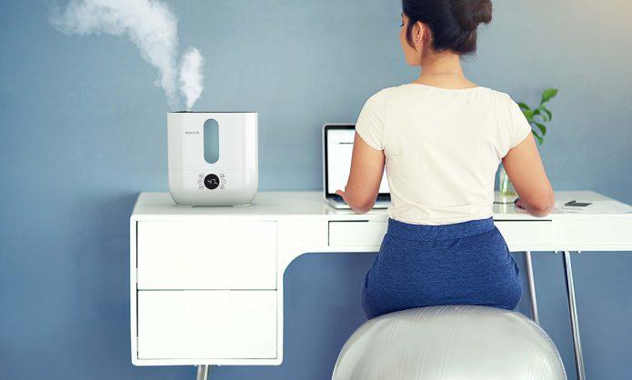 Comment choisir son humidificateur d'air ?