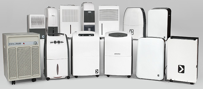Comment fonctionne un déshumidificateur d'air ?
