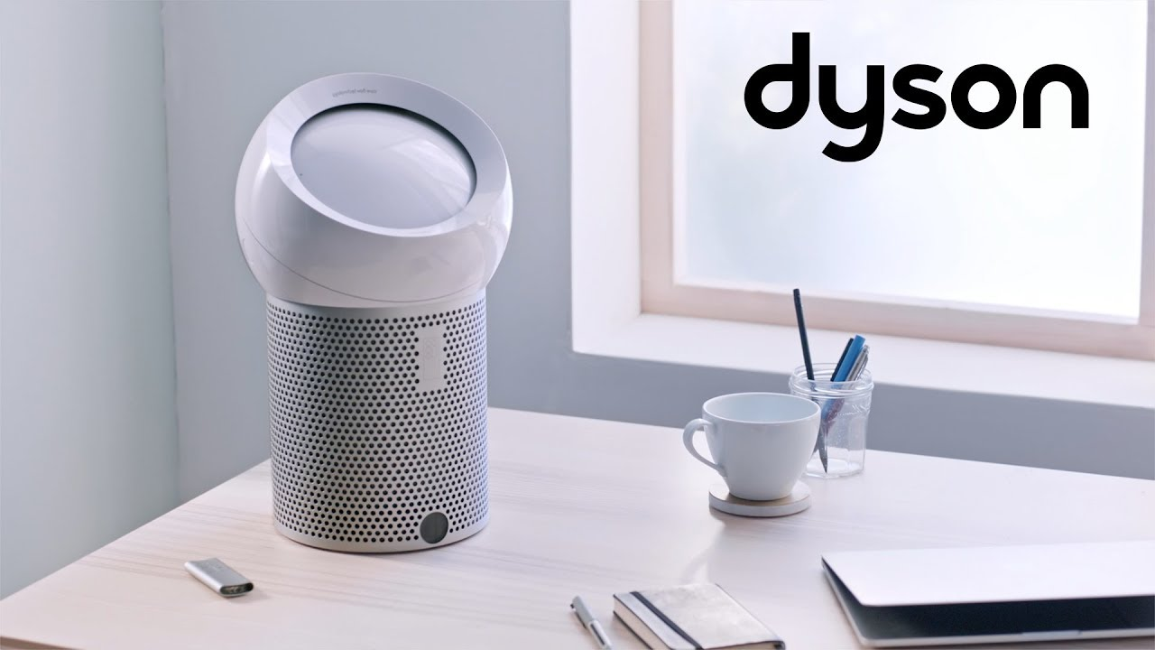 le purificateur d'air Pure Cool Me de Dyson