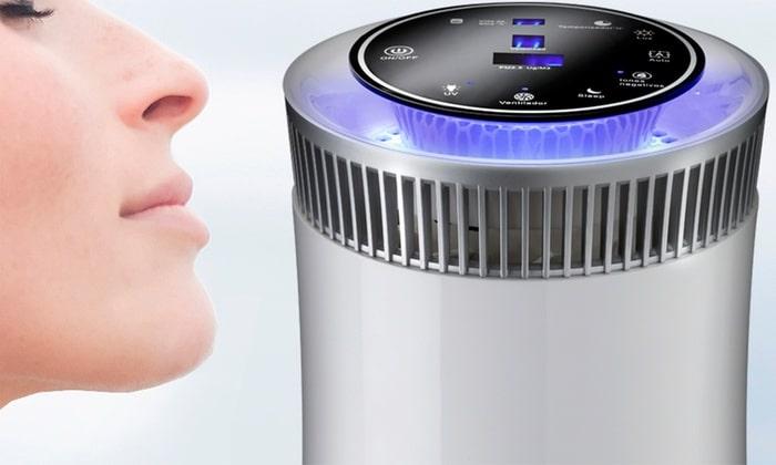 Les bienfaits des ions négatifs et des purificateurs d'air