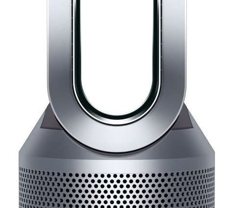 Présentation du purificateur d'air Dyson Pure Humidify+Cool