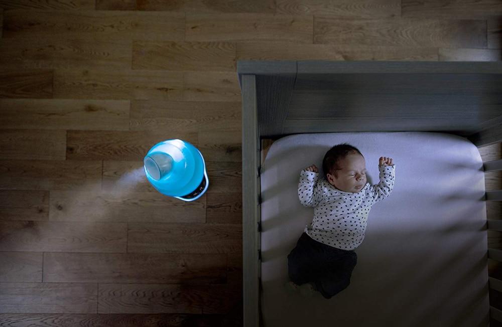 humidificateur pour la chambre de bébé