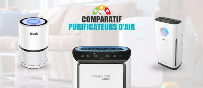Les meilleurs purificateurs d'air