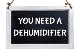 Signes indiquant que vous pourriez avoir besoin d'un déshumidificateur