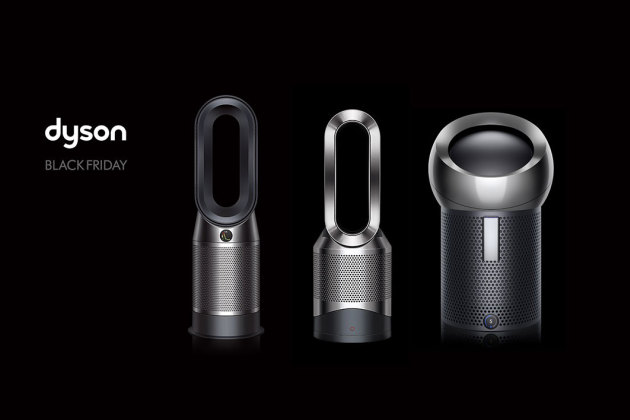 Bon plan : les purificateurs d'air Dyson sont en promo !