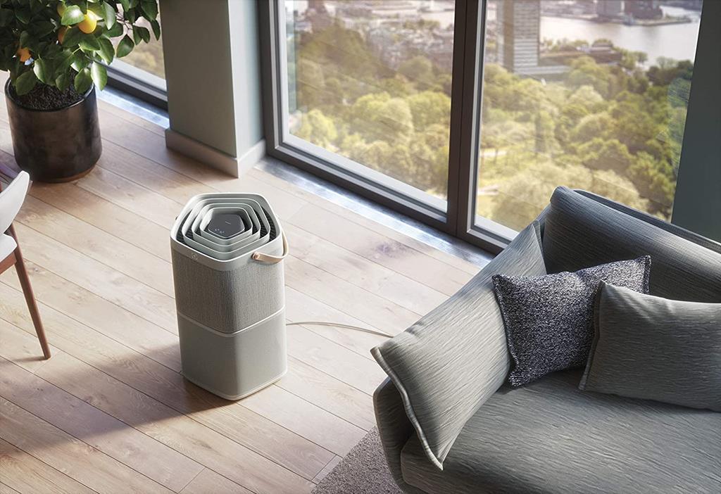 Pure A9 d'Electrolux : un purificateur d'air design et discret mais surtout efficace