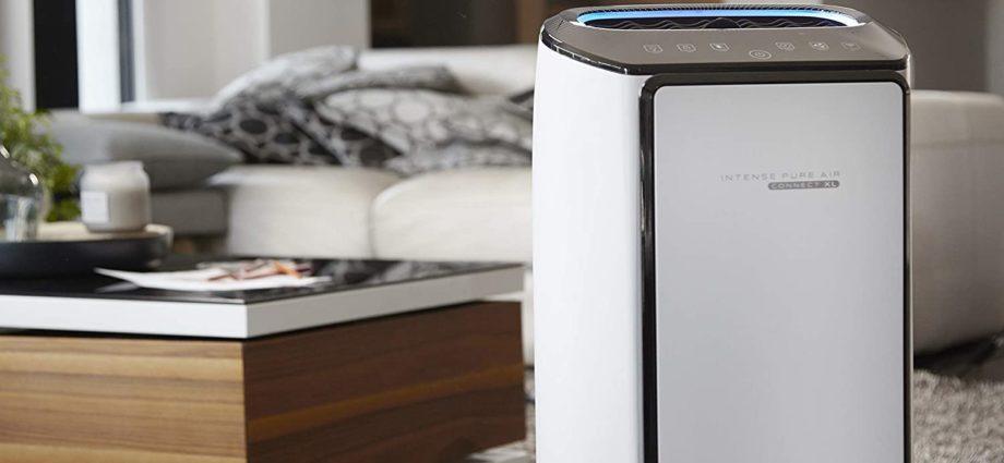80 € de réduction sur le purificateur d'air Rowenta Intense Pure Air Connect XL