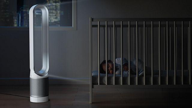 le purificateur & ventilateur DYSON Pure Cool TP02 en promotion