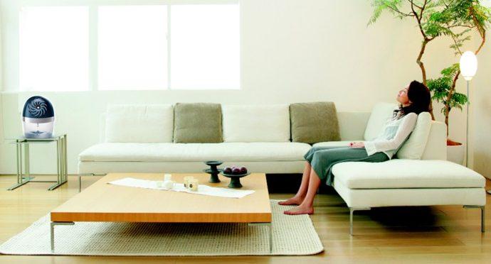Un déshumidificateur pour bien vivre chez soi