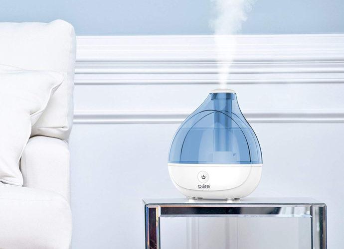Notre choix d'humidificateurs d'air