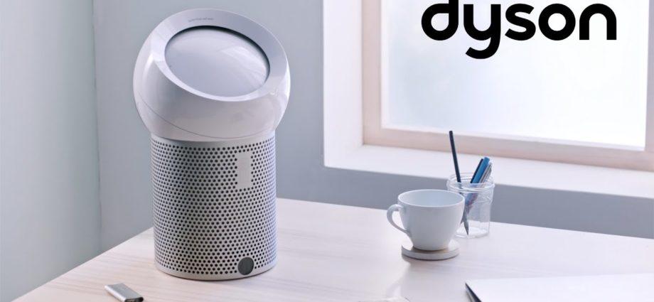 le purificateur d'air Pure Cool Me de Dyson