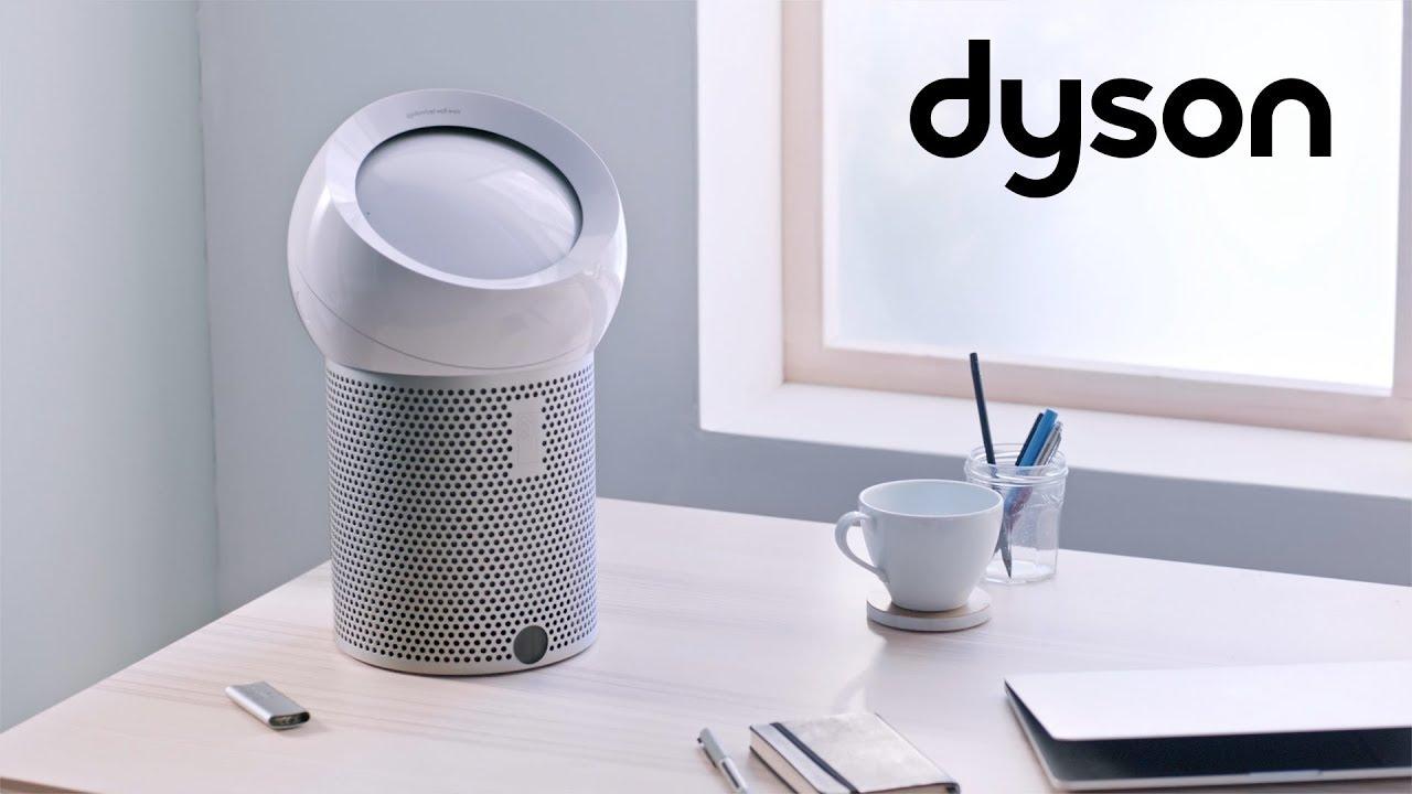 Purificateur d'air et ventilateur de chauffage Pure Hot + Cool de Dyson