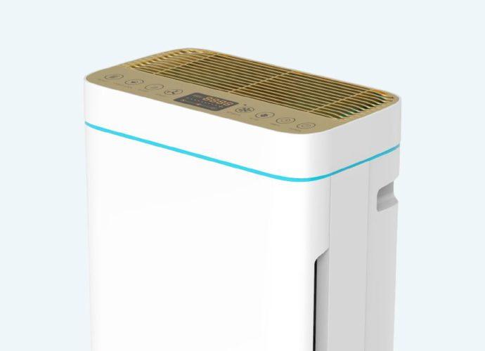 Un purificateur d'air efficace contre le coronavirus