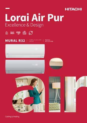 Lorai Air Pur Hitachi