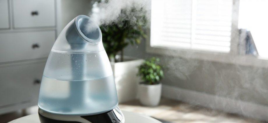 Un humidificateur d'air pour lutter contre le coronavirus