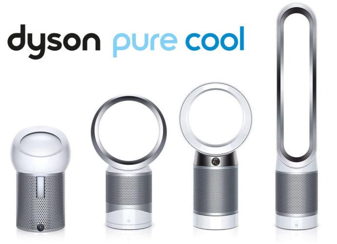 Profitez des offres d'été sur les ventilateurs et purificateurs d'air Dyson