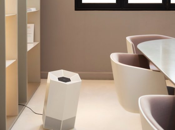 JVD lance une gamme de purificateurs d'air design